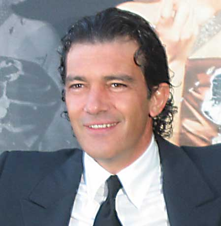 Antonio Banderas Photo: Antonio Banderas.